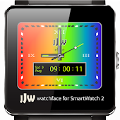 JJW EliteRainbow Watchface SW2