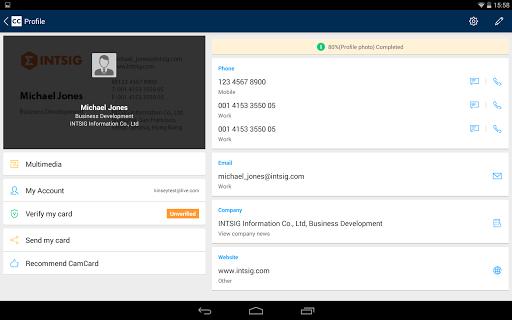 Camcard business card reader aplicaes no google play reheart Choice Image
