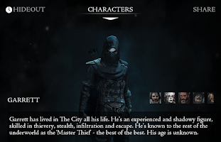 Screenshot of Thief™ Companion Free