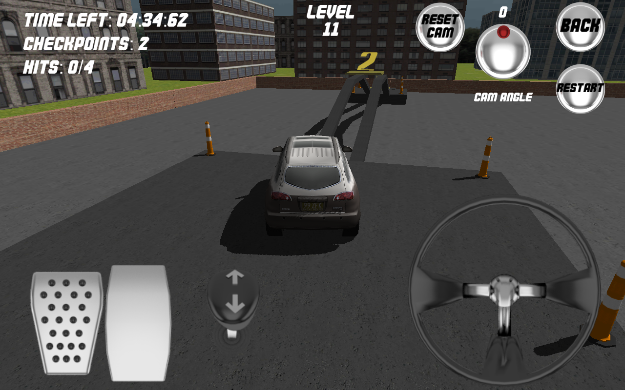 Driver, Driver!- screenshot