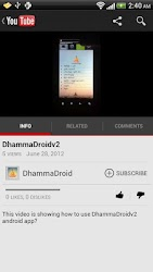 DhammaDroid APK Download – Free Books & Reference APP for Android 7