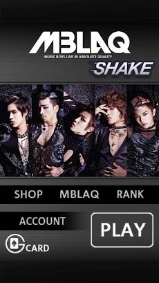 MBLAQシェイクのおすすめ画像1