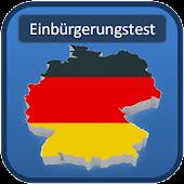 Citizenship Test Germany 2016
