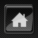Carbon Fiber Go Launcher Theme icon