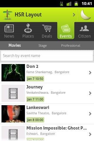Localbeat for India - screenshot