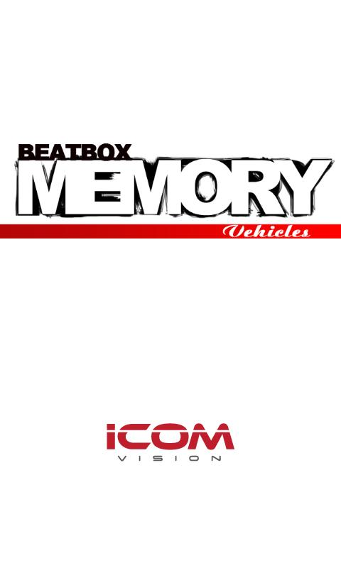 Beatbox Memory – Vehicles- screenshot