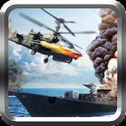 Navy Helicopter Gunship Battle
