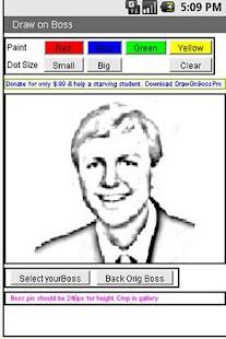 Draw On Your Boss- screenshot thumbnail
