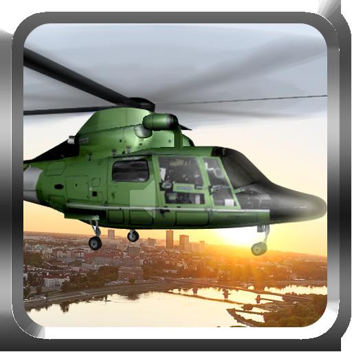 直升机停车模拟器 模擬 App LOGO-硬是要APP