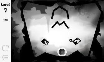Screenshot of Gravity Cave
