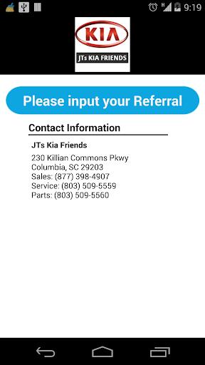 JTs Kia Friends