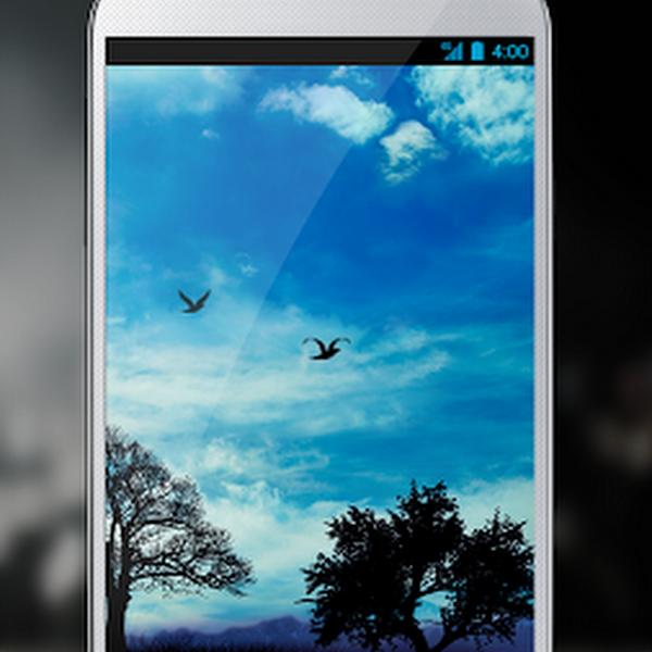 Blue Sky Pro Live Wallpaper v1.4.13