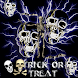Skeleton Treat Live Wallpaper