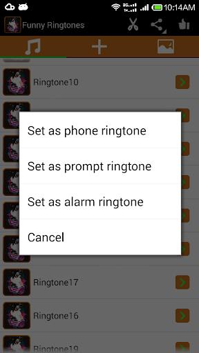 【免費音樂App】搞笑鈴聲-APP點子