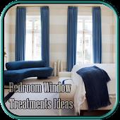 Bedroom Wndows Treatment Ideas