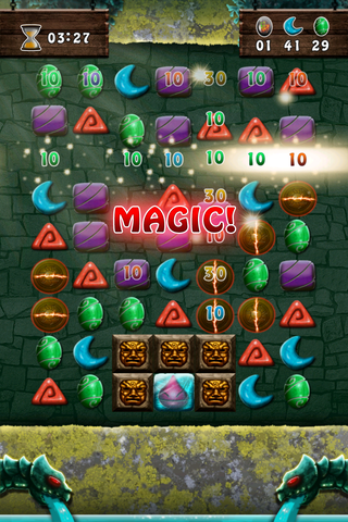 Uncharted Jewels HD - screenshot