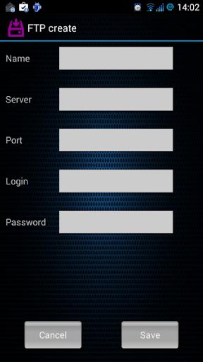 FTP LN Application