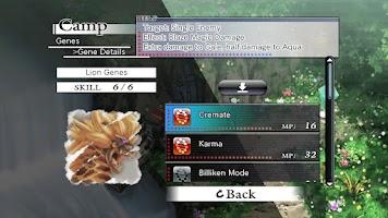 Screenshot of CHAOS RINGS