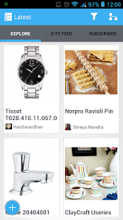 Wicfy- Local Social Shopping - screenshot thumbnail