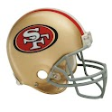 SF 49ers Cube Live Wallpaper