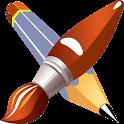 Sketch Pad + Drawing Pad icon