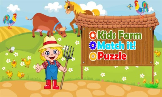 Kids Farm World- screenshot thumbnail
