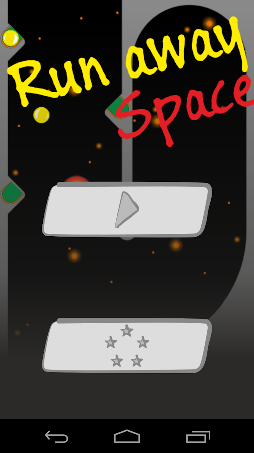 Run Away: Space- screenshot