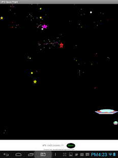 UFO Space Flight- screenshot thumbnail