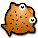 Frenzy Fugu Fish logo