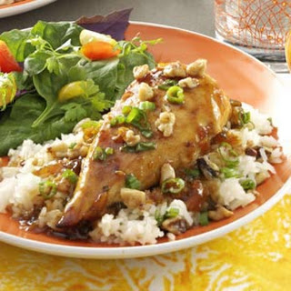 Orange Walnut Chicken