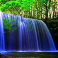 Screenshot of Waterfall Magic Live Wallpaper