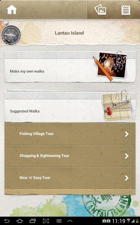 DiscoverHongKong‧IslandWalksHD - screenshot