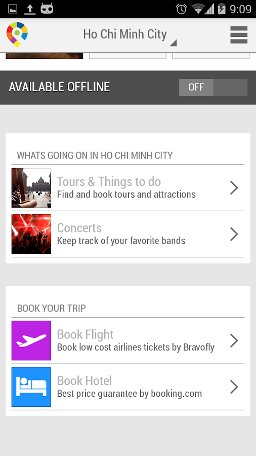 Ho Chi Minh City Guide - screenshot