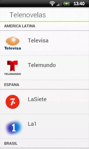 Ver Telenovelas