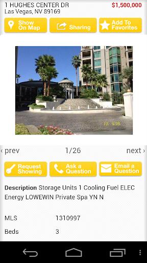 Real Estate by Search Vegas