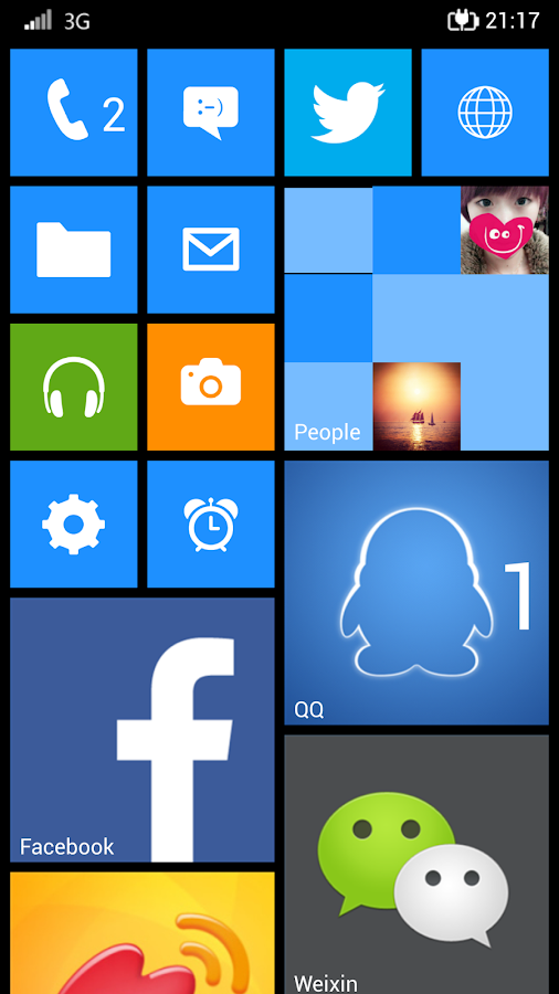 LAUNCHER 8 PRO - screenshot