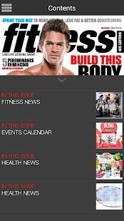 Fitness His Edition- screenshot thumbnail