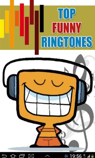 Top Funny Ringtones