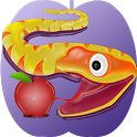 Mad Snake 3D icon