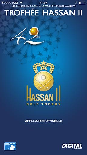 HASSAN II GOLF TROPHY 2015