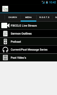 FBCCLG - screenshot thumbnail