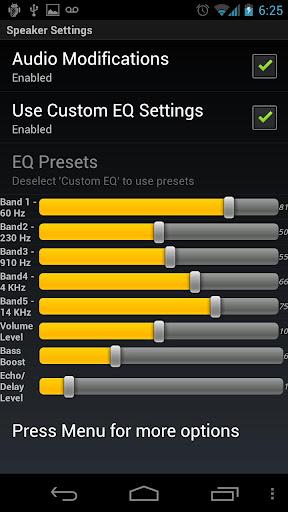 برنامج تقوية الصوت للأندرويد Volume  (Sound Boost) v1.9.0.4