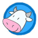 Cows can't fly icon