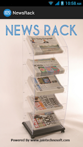 News Rack screenshot 0
