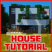 Build Minecraft House Tutotial