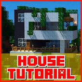 Build Minecraft House Tutotial