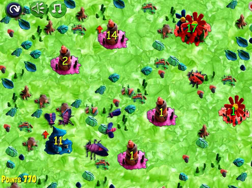 Clay Invasion - screenshot