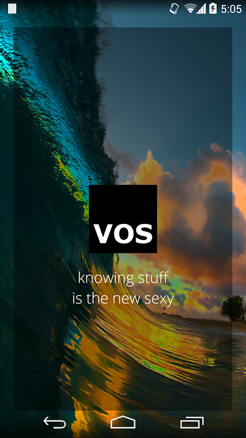 VOS World Breaking News Videos- screenshot