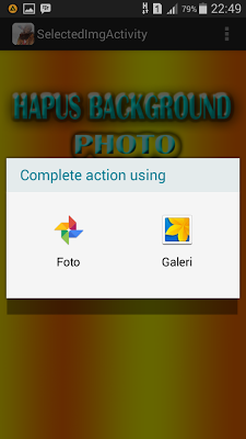 Hapus Background - screenshot