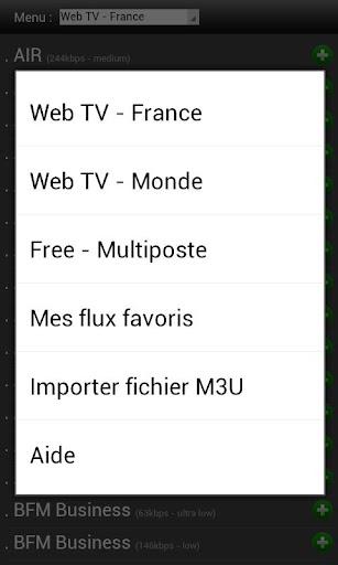 My VODOBOX Web TV (live) 1.29 screenshots 2